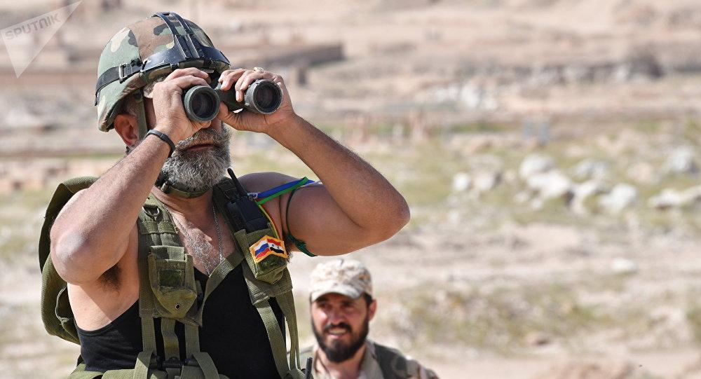 Le major-général de la Garde républicaine syrienne Issam Zahreddine