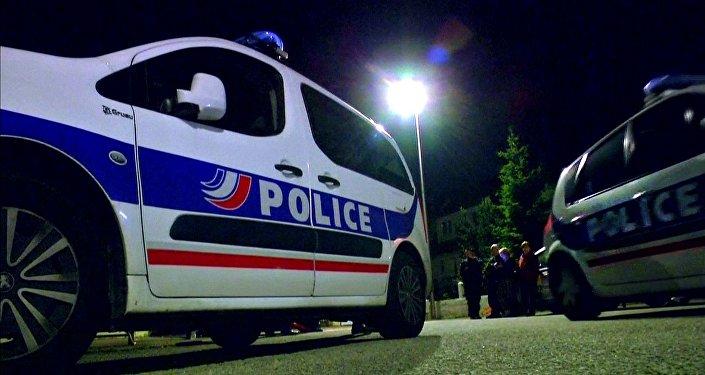 Voitures de police française