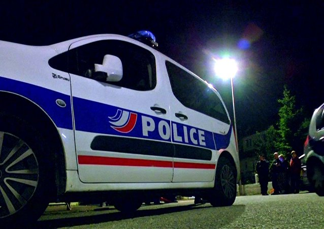 Police, image d'illustration