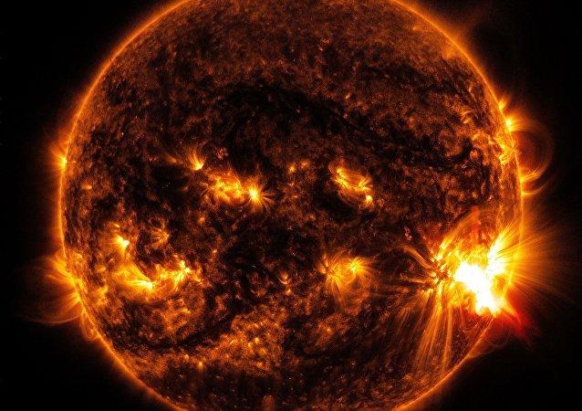 Les conséquences de l'éruption solaire la plus puissante en 12 ans sont identifiées