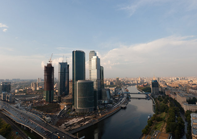 Quartier d'affaires Moscow-City