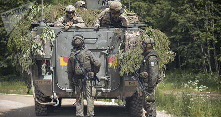 Ivres, des militaires de l'Otan blessés dans une bagarre en Lituanie