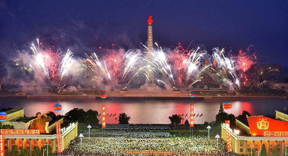 Pyongyang célèbre le 6 septembre la réussite du test d'une bombe à hydrogène