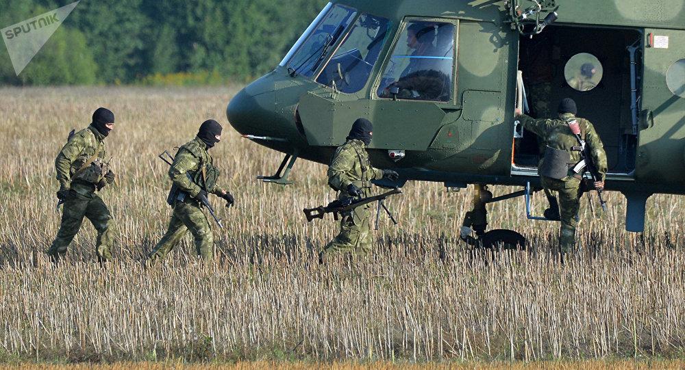 L'armée russe expose, avec Zapad, ses forces aux portes de l'Otan