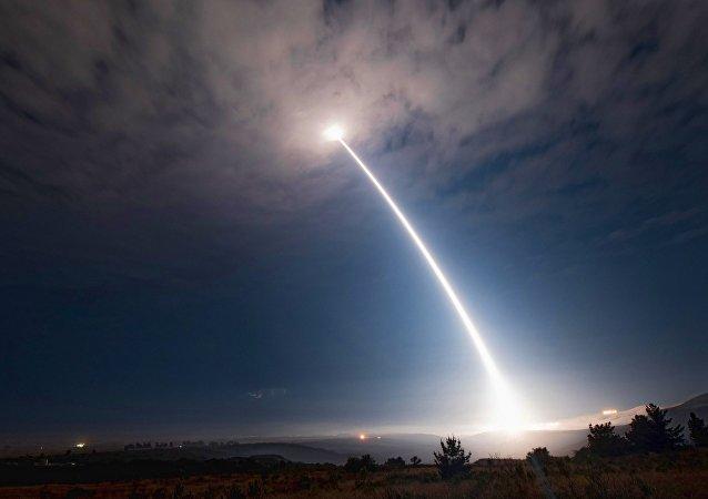 Tir de missile
