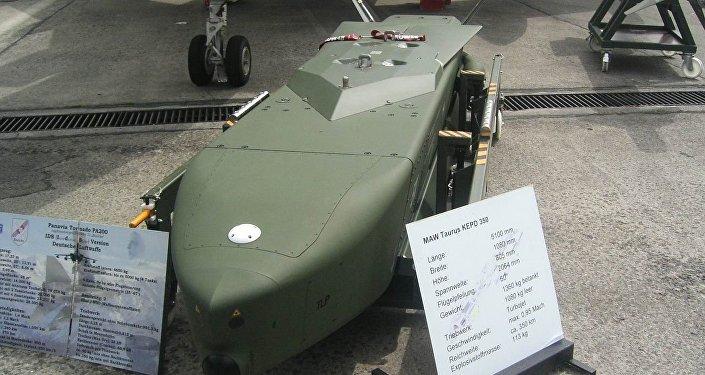 Missile Taurus (image d'illustration)