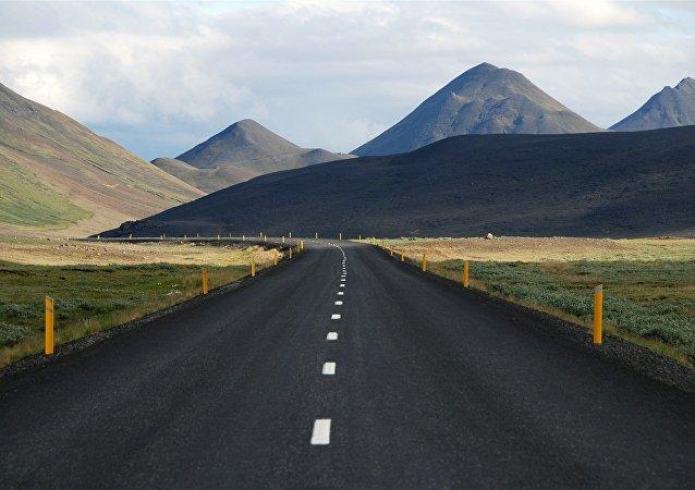 une route