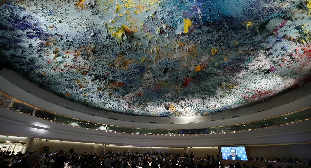 Conseil des droits de l'homme