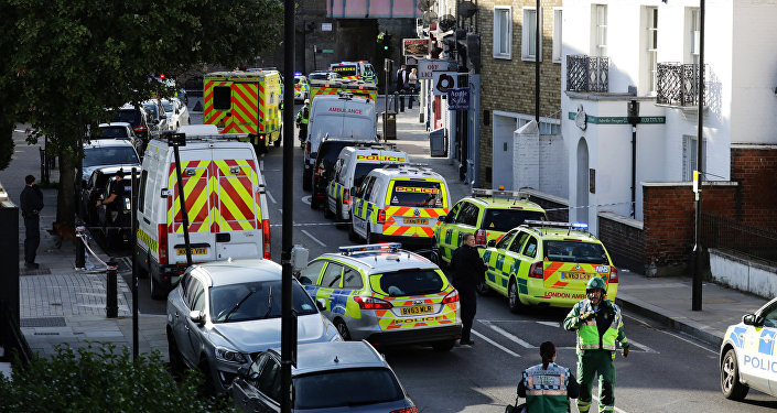Une explosion s'est produite ce vendredi dans le métro de Londres, à la station Parsons Green