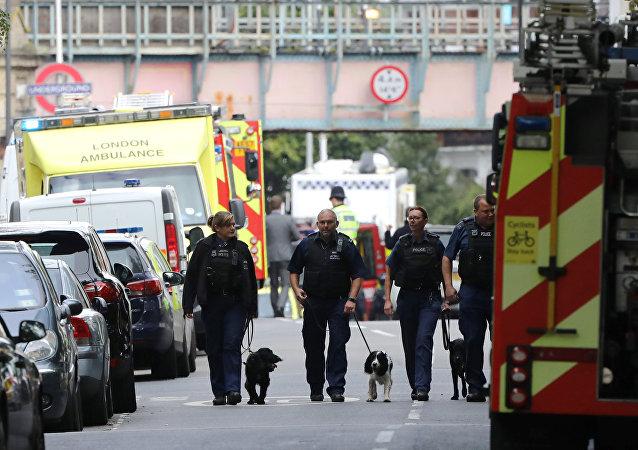 La police identifie un suspect dans l'attaque de Londres