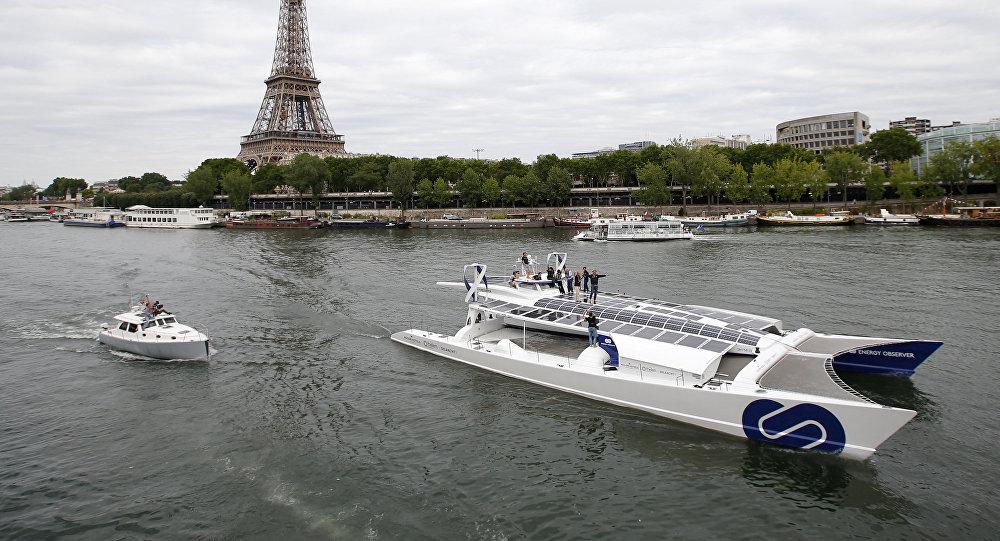 La France a expulsé un diplomate iranien après un attentat déjoué