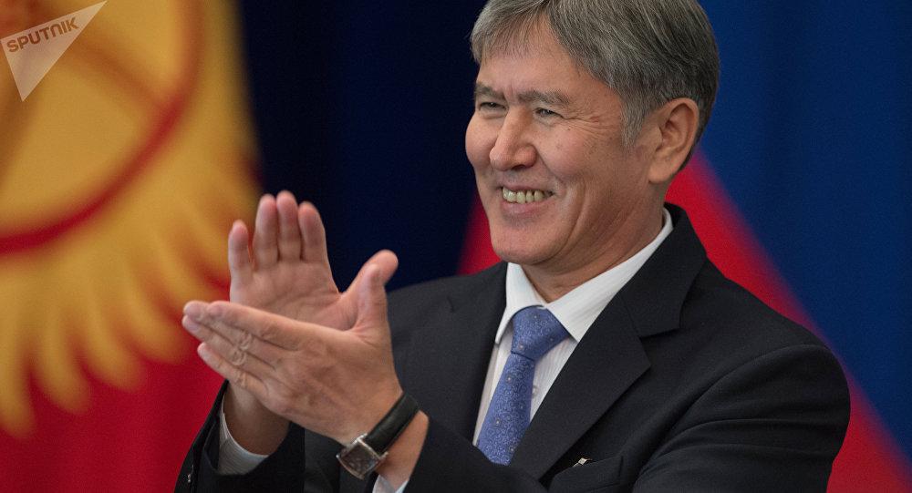 Quelle qualité du Président kirghize Vladimir Poutine apprécie le plus?