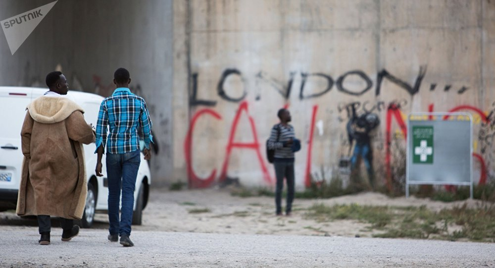 Migrants à Calais
