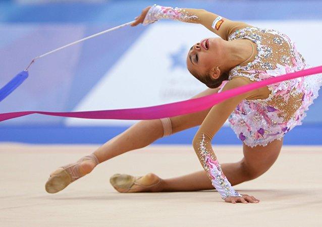 Gymnaste russe Margarita Mamun