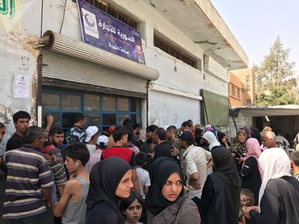 La paix retrouvée à Deir ez-Zor