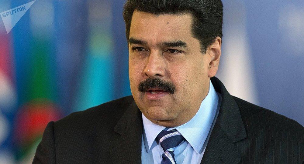 Maduro qualifie Trump de «nouvel Hitler»
