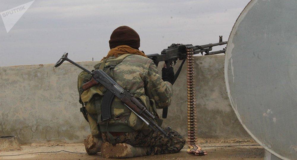 Combattant des FDS