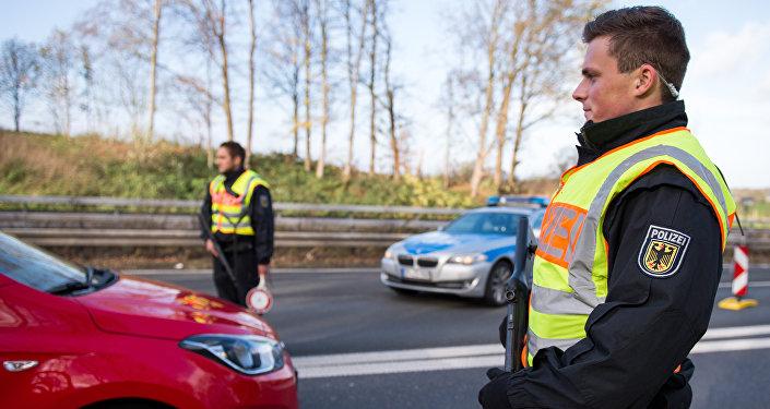 Contrôles frontaliers à l'intérieur de l'espace Schengen