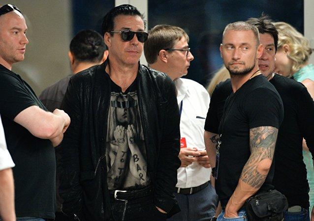 Rammstein à Moscou