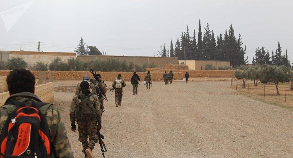 Les Forces démocratiques syriennes annoncent contrôler 80% de Raqqa