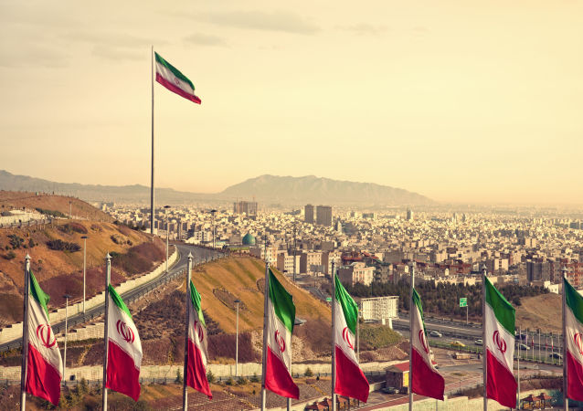 Teheran, image d'illustration