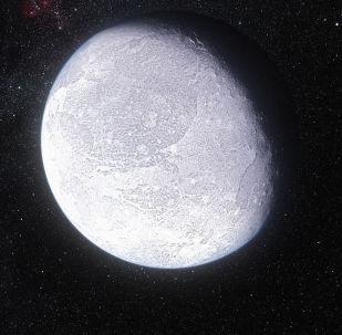 Une planète naine