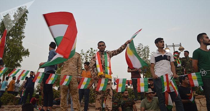le référendum kurde