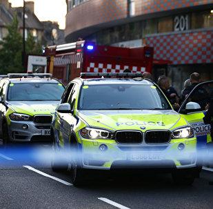 La police britannique (image d'archives)