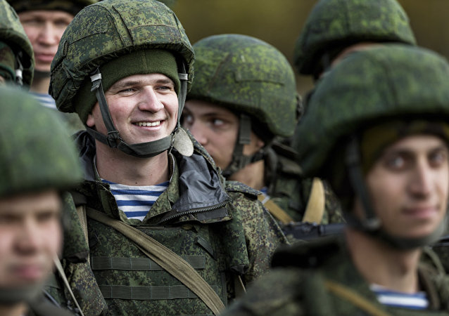 militaires russes