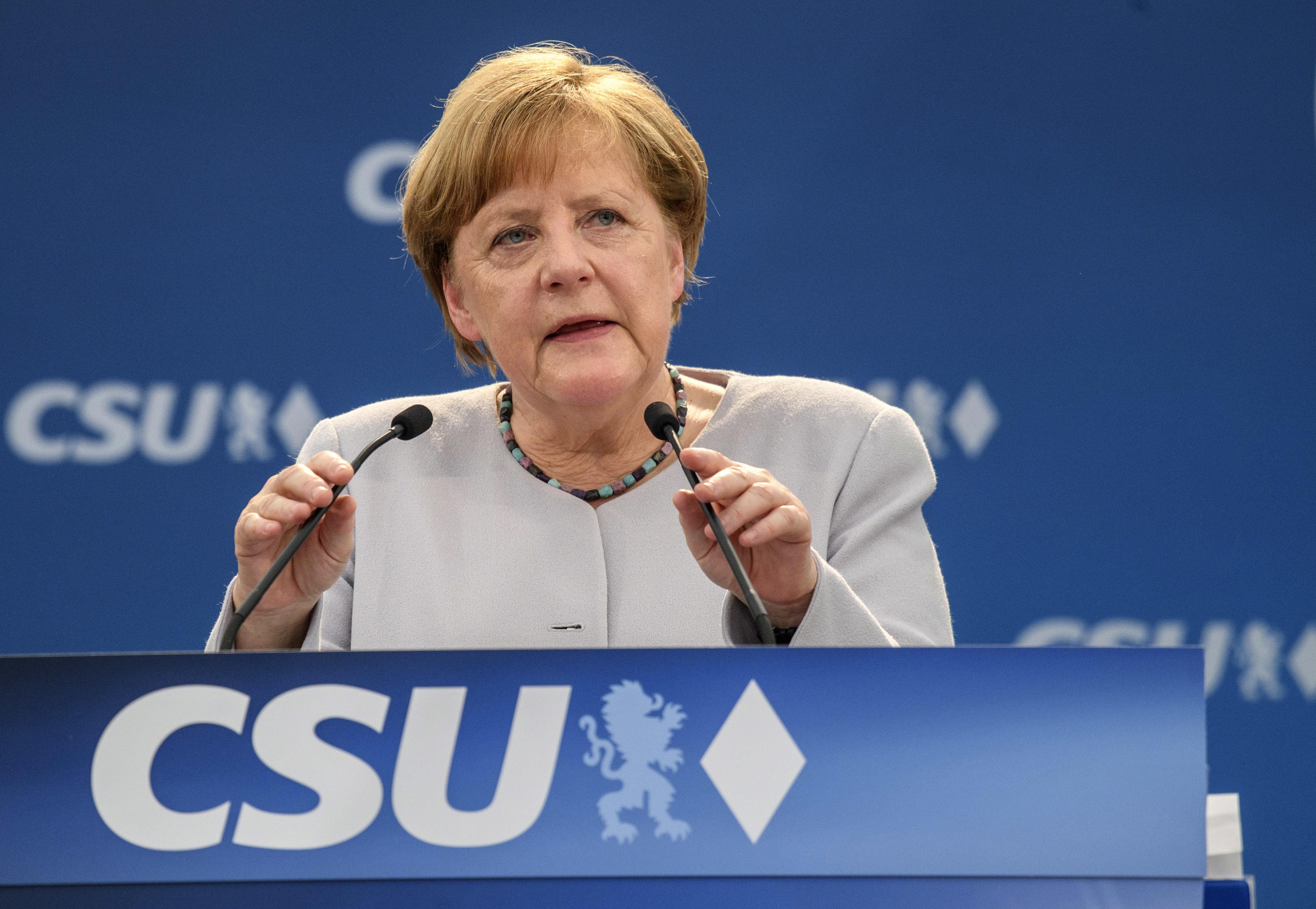 Angela Merkel ne peut pas considérer la victoire de la CDU comme écrasante