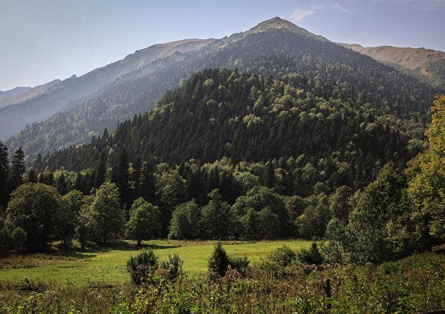 Caucase russe