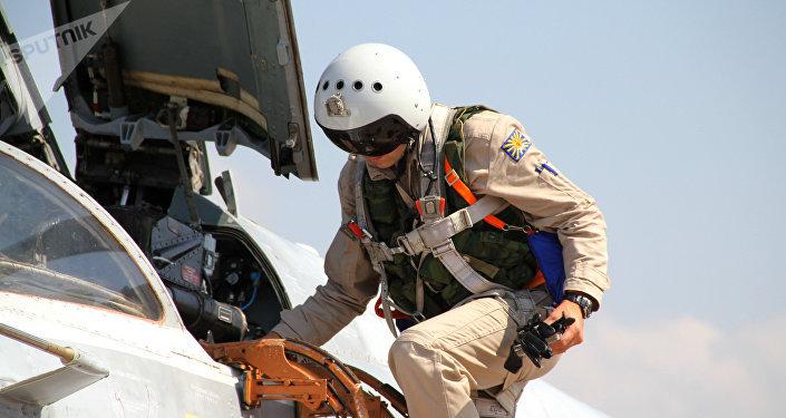 pilote du Su-24