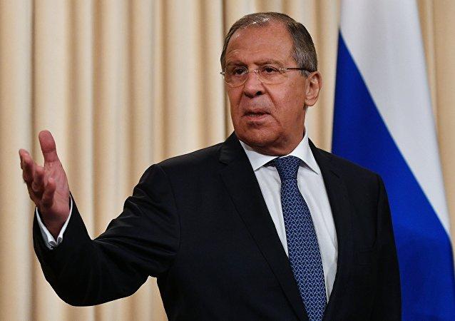 Serguei Lavrov