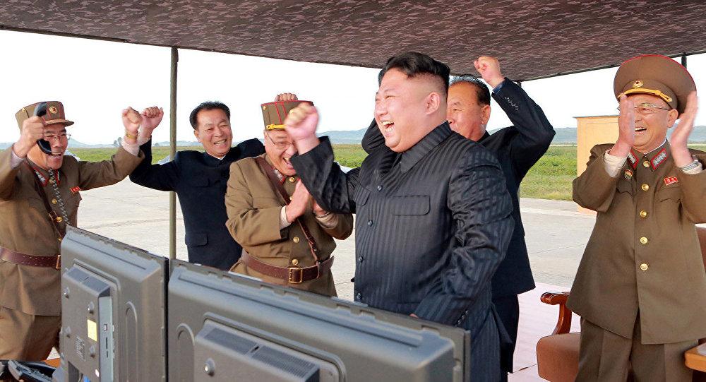La Corée du Nord apporte 400 millions de dollars à l'industrie militaire des USA