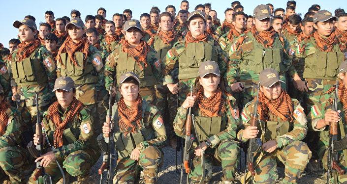 Les Kurdes prêts à défendre Kirkouk contre l'armée irakienne, selon le «Staline Kurde»