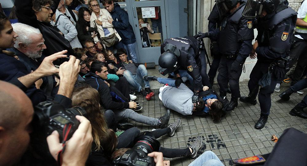 Catalogne forte affluence pour un vote crucial pour l unité