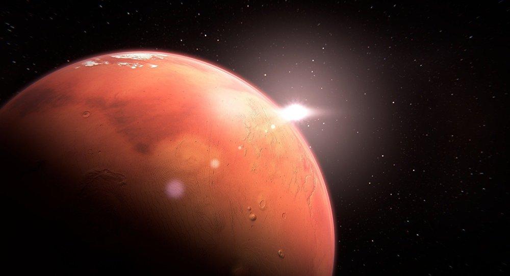 La Planète rouge a connu l'aurore boréale la plus puissante de son histoire