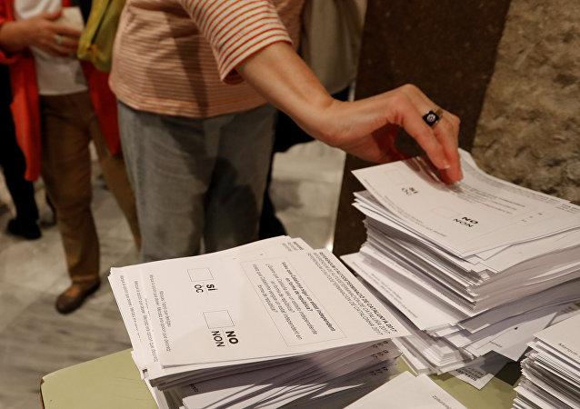 référendum catalan