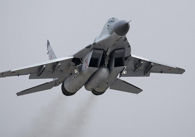 Un MiG-29