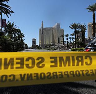 Las Vegas après la fusillade
