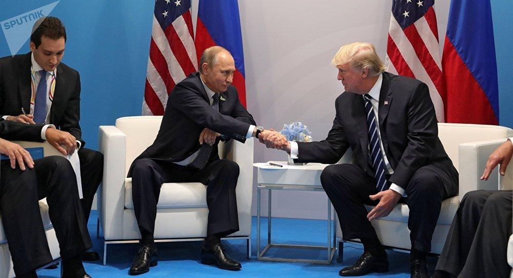 Trump poutine rencontre rencontre cougar sans inscription coquine alpe haute
