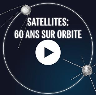 Satellites: 60 ans sur orbite