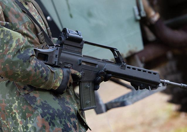 fusil d'assaut G36