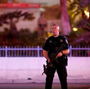 fusillade à Las Vegas
