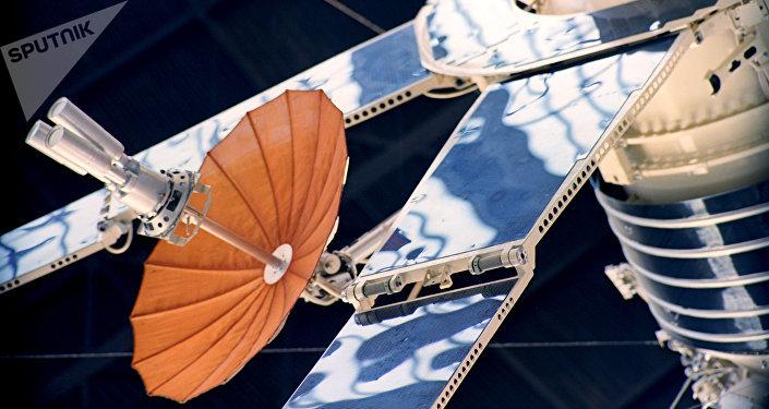 Le satellite Molinia-1