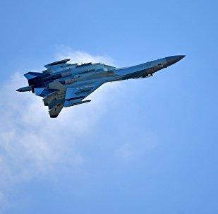 Un chasseur russe de génération 4++ Su-35