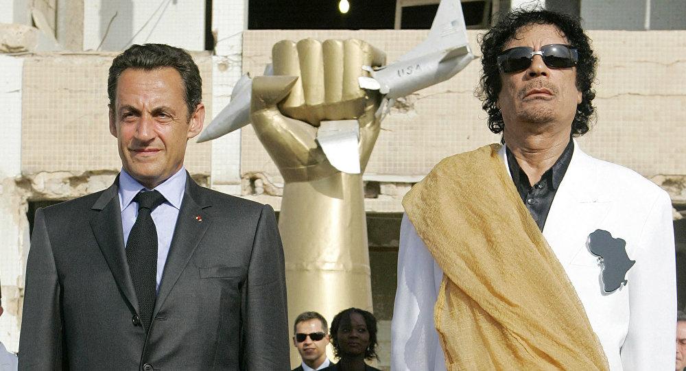 Plainte de la société civile contre Sarkozy — Mali