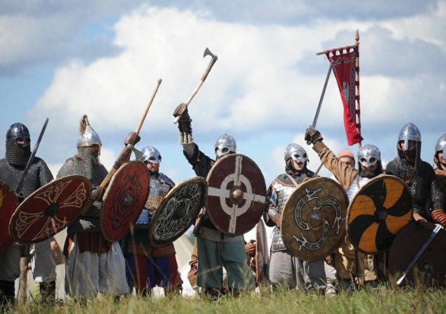 D'où viennent les premiers vikings? Une nouvelle théorie formulée / image d'illustration