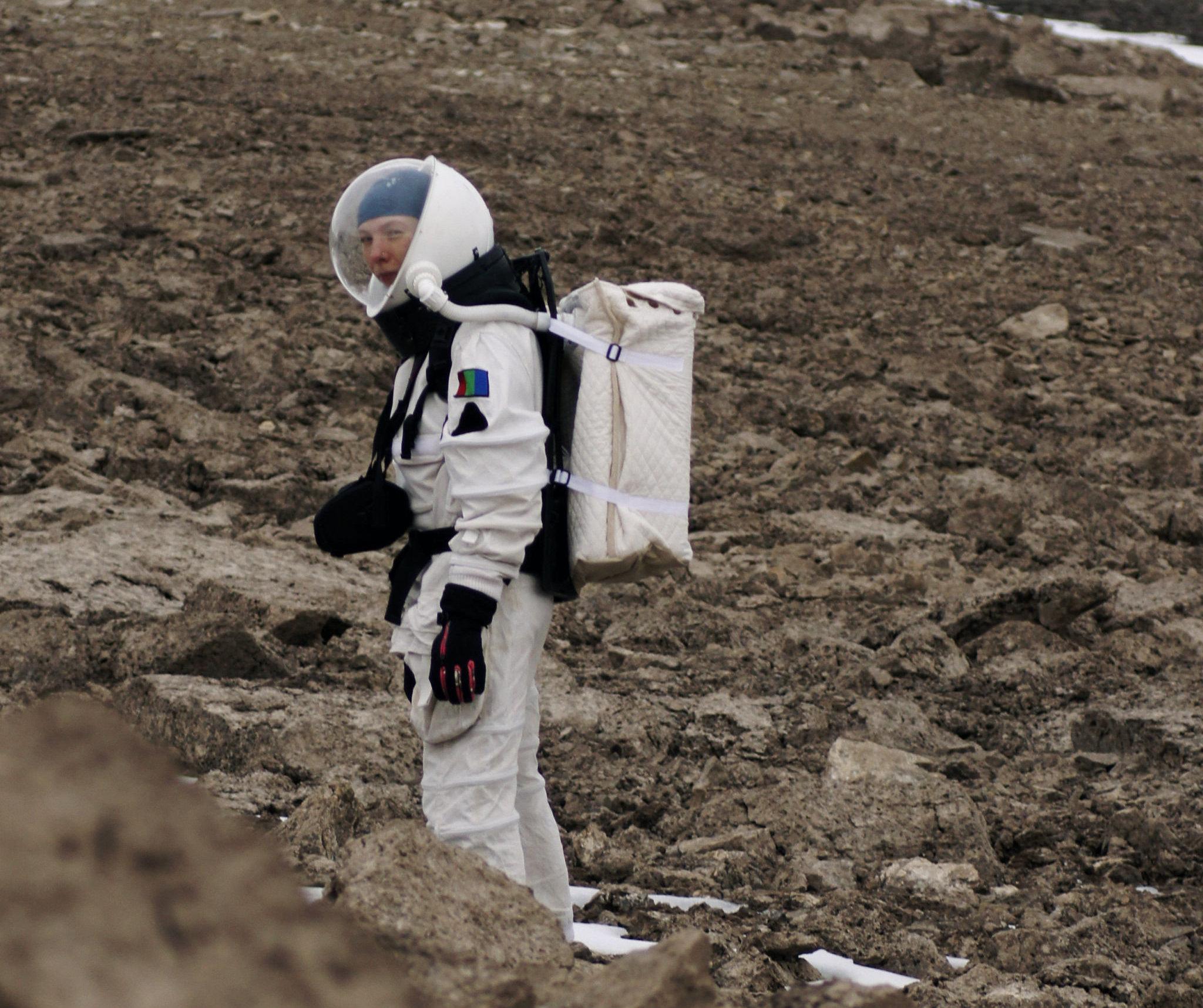 L'espace, pour toujours: ces jeunes femmes russes préparent leur aller simple vers Mars