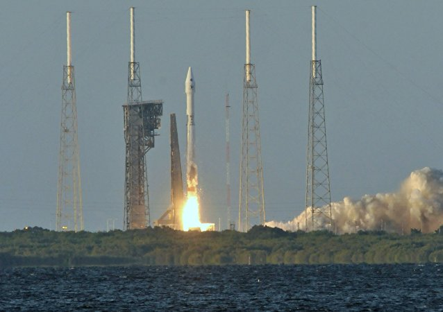 Atlas V. Archive photo